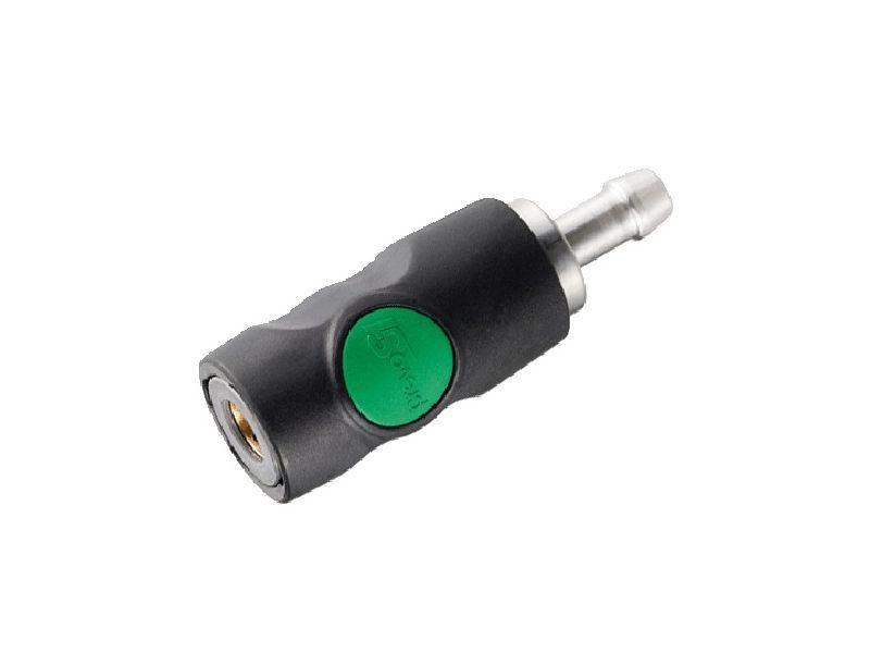 Prevost veiligheidskoppeling Euro 13 mm slangaansluiting met drukknop