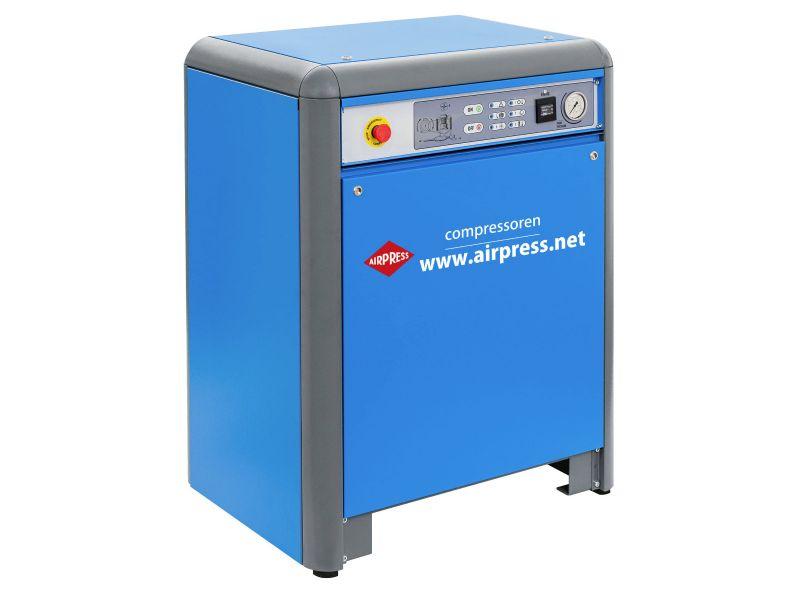 Stille Compressor APZ 1300+ 10 bar 10 pk/7.5 kW 747 l/min 3 l