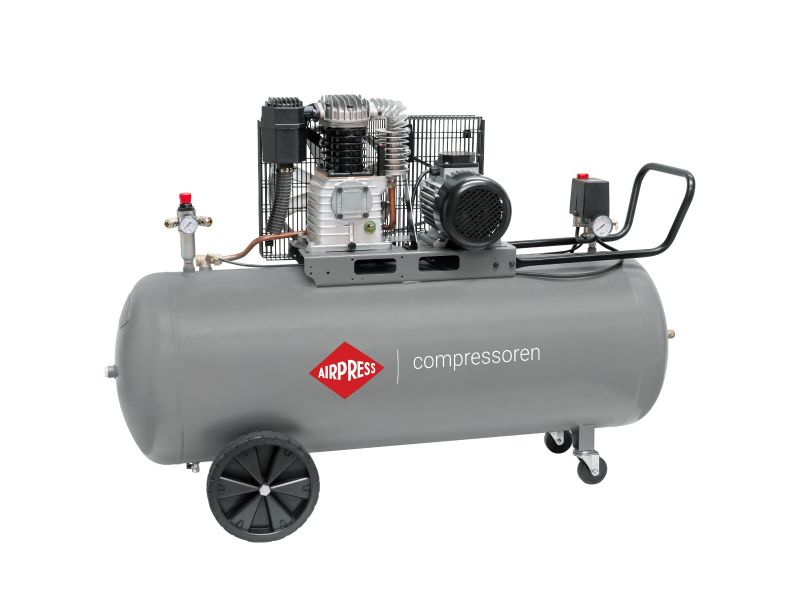 Compressor HK 425-200 Pro 10 bar 3 pk/2.2 kW 280 l/min 200 l