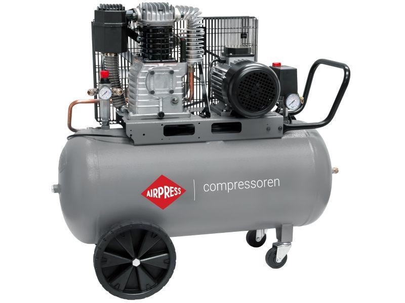 Compressor HK 425-90 Pro 10 bar 3 pk/2.2 kW 280 l/min 90 l