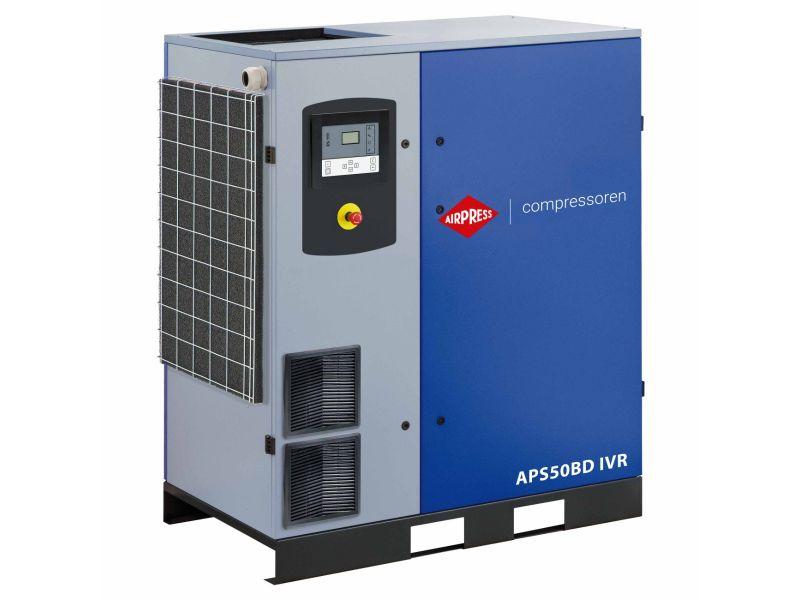Schroefcompressor APS 50BD IVR 13 bar 50 pk/37 kW 1066-6335 l/min