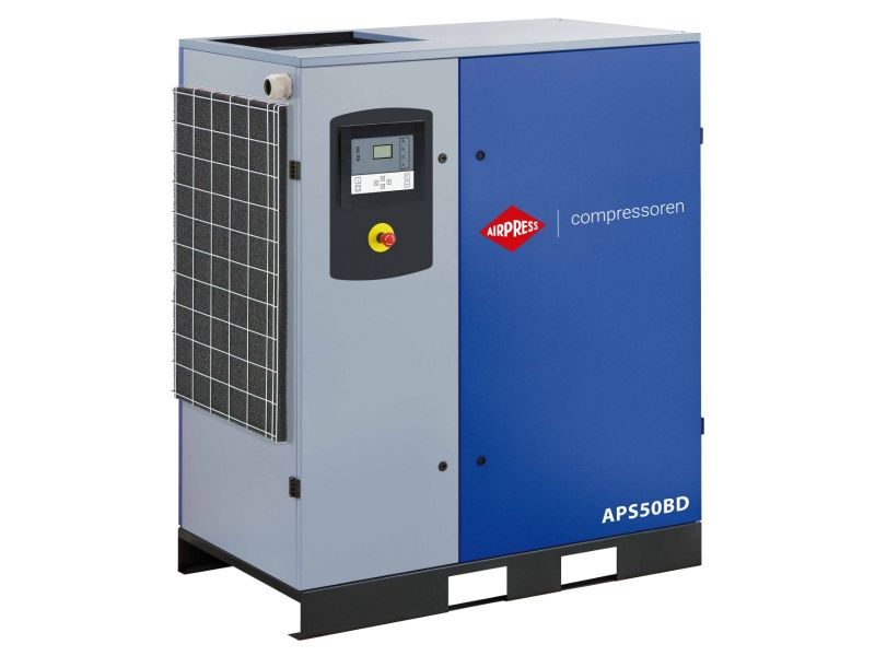 Schroefcompressor APS 50BD 10 bar 50 pk/37 kW 5070 l/min