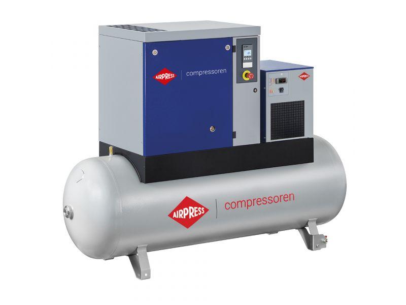 Schroefcompressor APS 10 Basic Combi Dry 10 bar 10 pk/7.5 kW 996 l/min 500 l