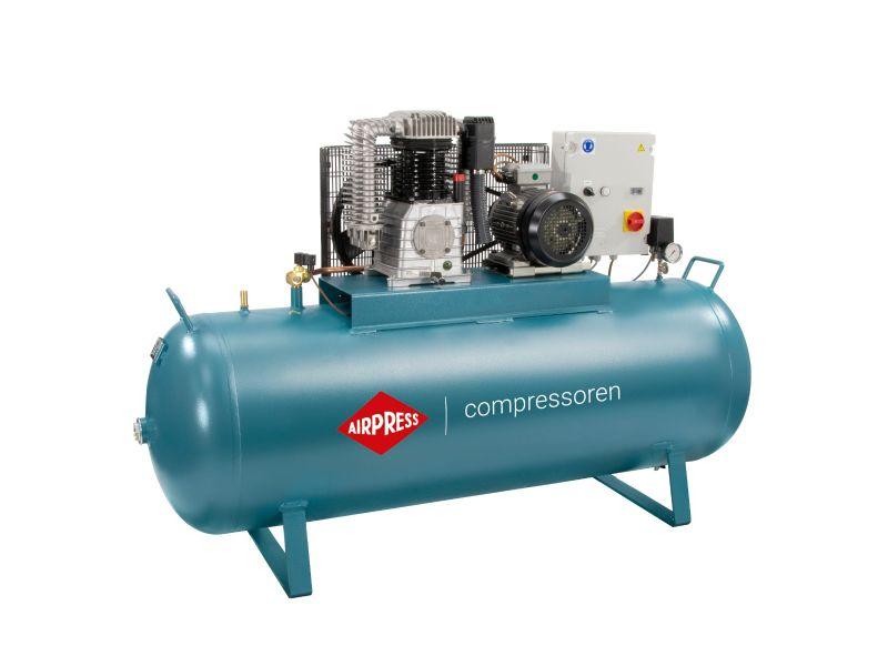 Compressor K 500-1000S 14 bar 7.5 pk/5.5 kW 600 l/min 500 l