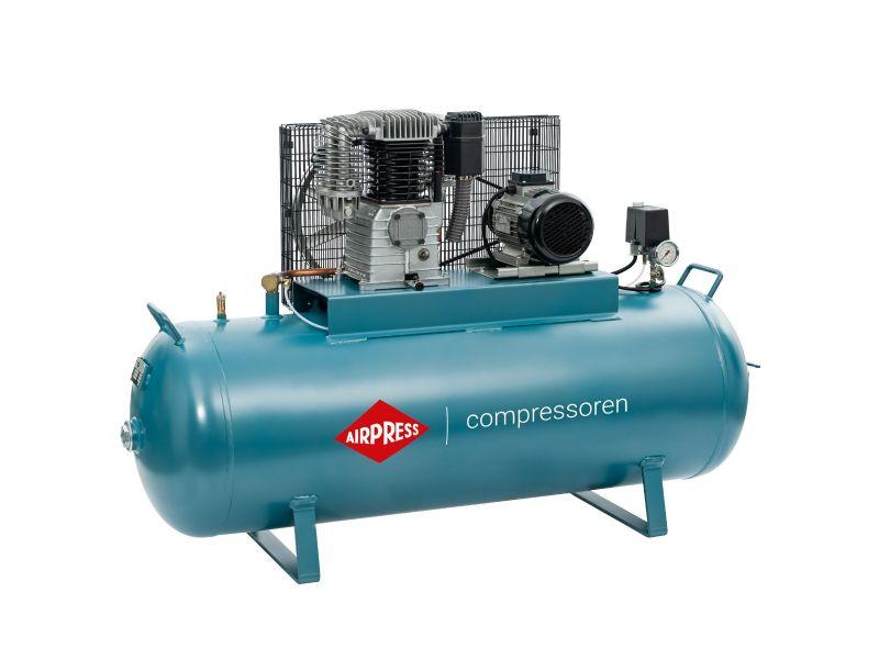 Compressor K 300-600 14 bar 4 pk/3 kW 360 l/min 300 l