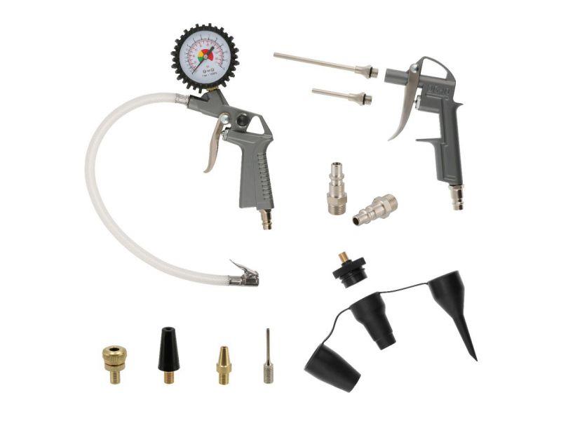 Blaaspistool accessoireset 15-delig