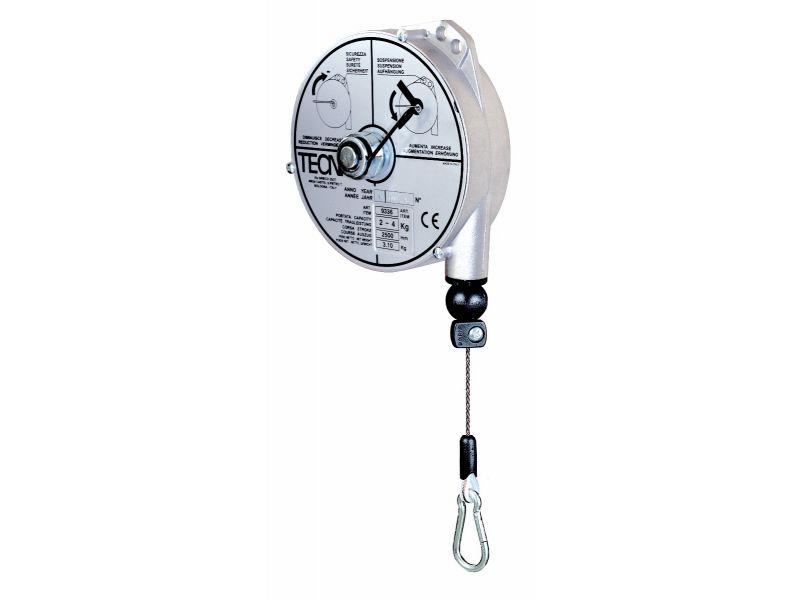 Veerbalancer 2 - 3 kg 1.6 m