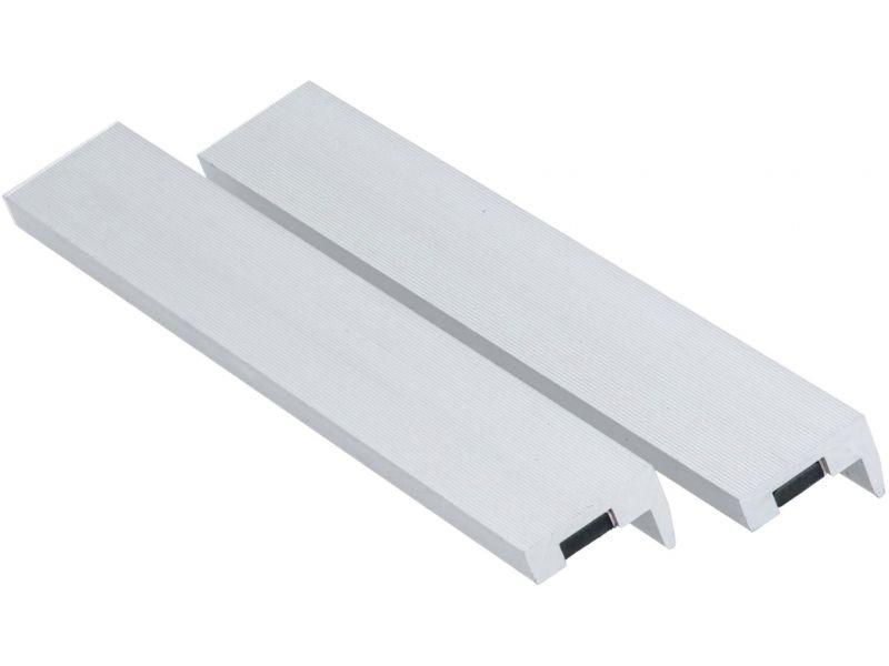 Beschermbekken aluminium 200 mm