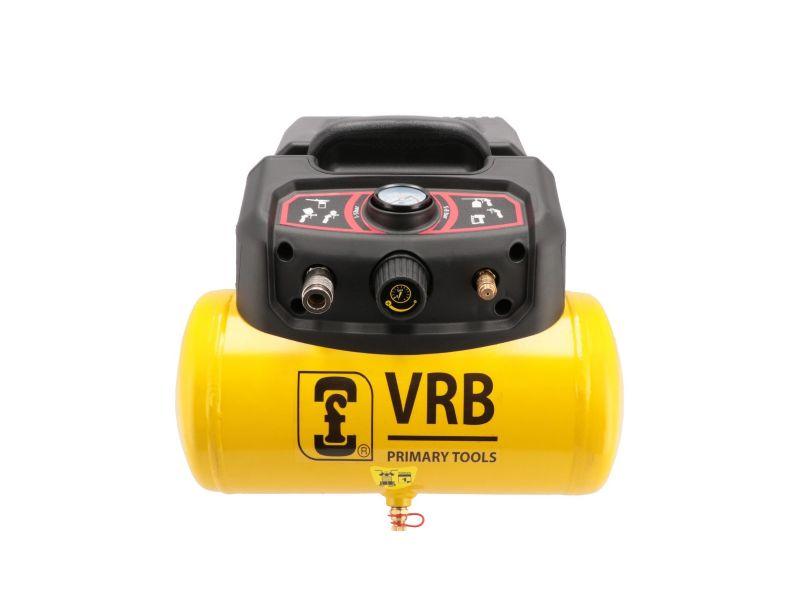 Compressor LC6-1.5 VRB 8 bar 1.5 pk/1.1 kW 129 l/min 6 l