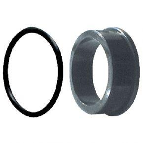 Afstandsbus met O ring 25 mm