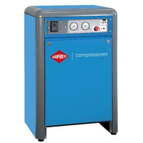Stille Compressor APZ 320 10 bar 3 pk/2.2 kW 317 l/min 24 l