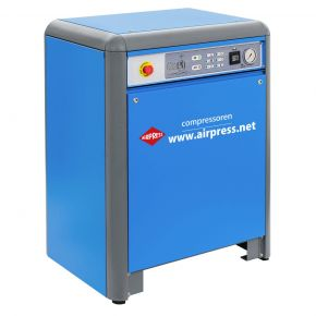 Stille Compressor APZ 900+ 10 bar 7.5 pk 665 l/min 3 l