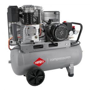 Compressor HK 425-50 Pro 10 bar 3 pk/2.2 kW 280 l/min 50 l