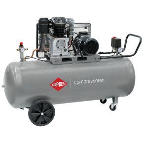 Compressor HK 600-200 Pro 10 bar 4 pk/3 kW 380 l/min 200 l