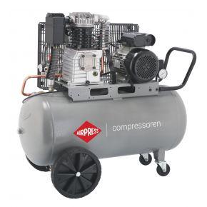 Compressor HL 425-100 Pro 10 bar 3 pk/2.2 kW 280 l/min 100 l