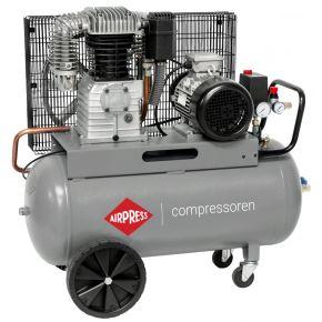Compressor HK 700-90 Pro 11 bar 5.5 pk/4 kW 530 l/min 90 l