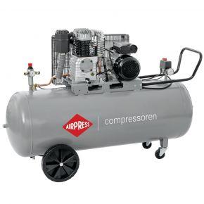 Compressor HL 425-200 Pro 10 bar 3 pk/2.2 kW 280 l/min 200 l