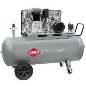 Compressor HK 650-270 Pro 11 bar 5.5 pk/4 kW 490 l/min 270 l