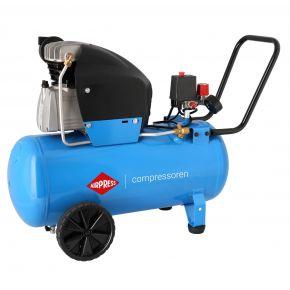 Compressor HL 360-50 10 bar 2.5 pk/1.8 kW 288 l/min 50 l
