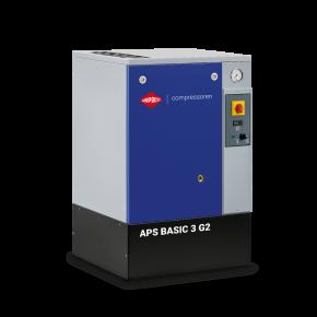 Schroefcompressor APS 3 Basic G2 10 bar 3 pk 240 l/min