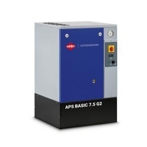 Schroefcompressor APS 7.5 Basic G2 10 bar 7.5 pk 780 l/min