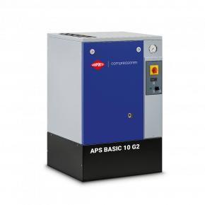 Schroefcompressor APS 10 basic G2 10 bar 10 pk 984 l/min