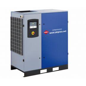 Schroefcompressor APS 35BD 8 bar 35 pk/26 kW 4300 l/min
