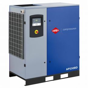 Schroefcompressor APS 30BD 8 bar 30 pk/22 kW 3650 l/min