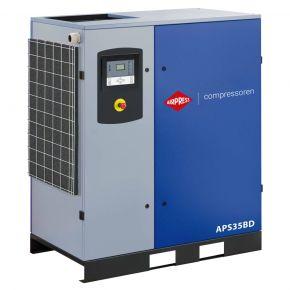 Schroefcompressor APS 35BD 10 bar 35 pk/26 kW 3935 l/min