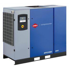 Schroefcompressor APS 35BD Dry 10 bar 35 pk/26 kW 3935 l/min