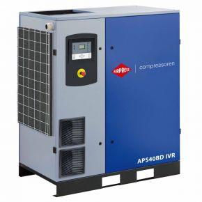 Schroefcompressor APS 40BD IVR 13 bar 40 pk/30 kW 1000-5800 l/min