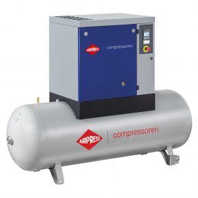 Schroefcompressor APS 15 Basic Combi 10 bar 15 pk/11 kW 1416 l/min 500 l