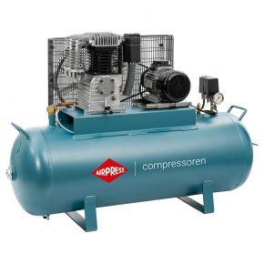 Compressor K 200-450 14 bar 3 pk/2.2 kW 270 l/min 200 l