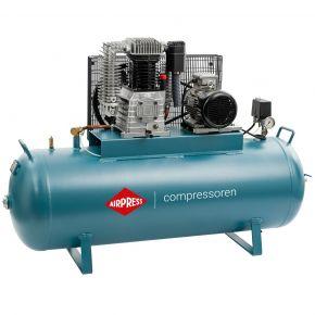 Compressor K 300-700 14 bar 5.5 pk/4 kW 420 l/min 300 l