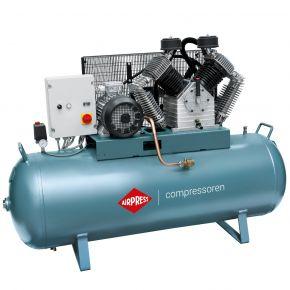 Compressor K 500-2000S 14 bar 15 pk/11 kW 926 l/min 500 l