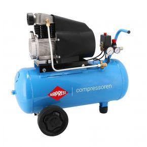 Compressor H 280-50 10 bar 2 pk/1.5 kW 148 l/min 50 l