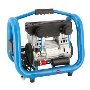 Stille Olievrije Compressor LMO 4-170 8 bar 1.5 pk/1.1 kW 136 l/min 4 l