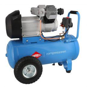 Compressor LM 50-350 10 bar 3 pk/2.2 kW 244 l/min 50 l