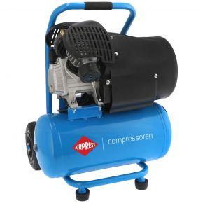 Compressor HL 425-24 8 bar 3 pk/2.2 kW 314 l/min 24 l