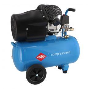 Compressor HL 425-50 8 bar 3 pk/2.2 kW 314 l/min 50 l