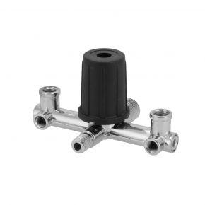 Drukregelaar/Gietstuk voor diverse compressoren