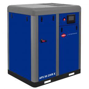 Schroefcompressor APS 50 2IVR X 10 bar 50 pk/37 kW 1890-5900 l/min