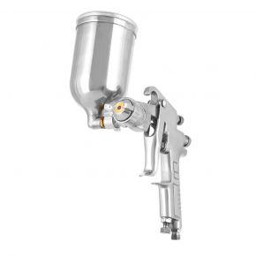 Verfspuit 5 bar 3.0 mm nozzle 400 ml bovenbeker
