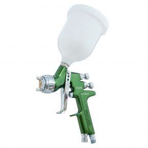 Verfspuit 2 bar 1.4 mm nozzle 600 ml beker