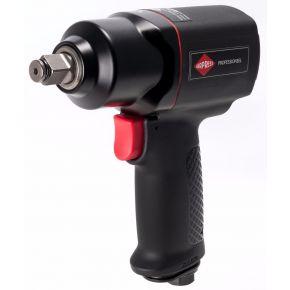 "Mini Pneumatische Slagmoersleutel 624 Nm 1/2"" 426 l/min met insteeknippel"