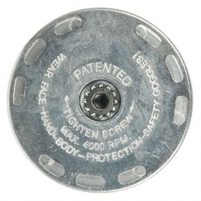 Houder voor 11 mm draadborstel t.b.v. 45429