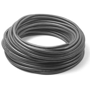 Luchtslang rubber 6 x 10 mm 40 m 18 bar