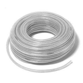 Luchtslang gevlochten nylon 10 x 16 mm 50 m 10 - 20 bar