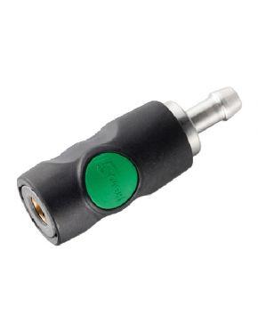 Prevost veiligheidskoppeling Euro 8 mm met drukknop