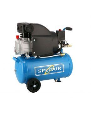 Specair Compressor HL 275-25 8 bar 2 pk 152 l/min 24 l